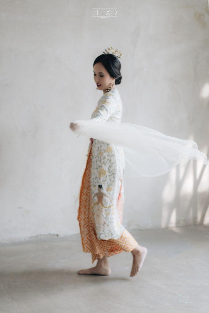 Prewedding Nessa & Indra   Sarimbit Post Modern by Alexo Pictures - 004