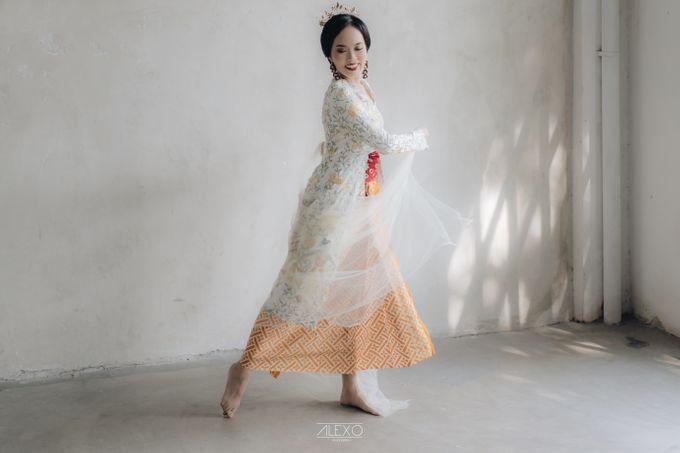 Prewedding Nessa & Indra   Sarimbit Post Modern by Alexo Pictures - 005