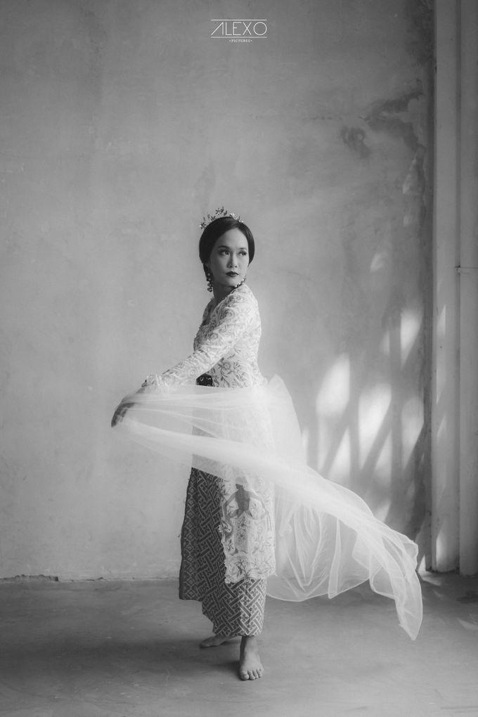 Prewedding Nessa & Indra   Sarimbit Post Modern by Alexo Pictures - 021