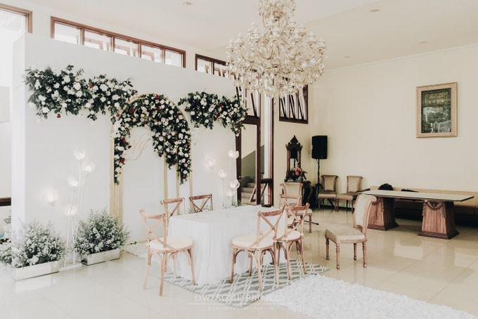 The Wedding of Nadia and Irham by Elior Design - 003