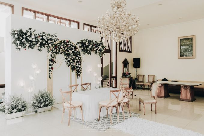 The Wedding of Nadia and Irham by Owlsome Projects - 003