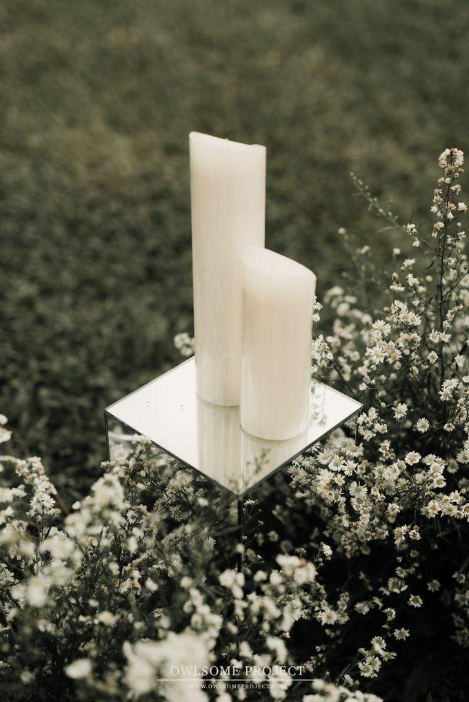 The Wedding of Nadia and Irham by Elior Design - 010