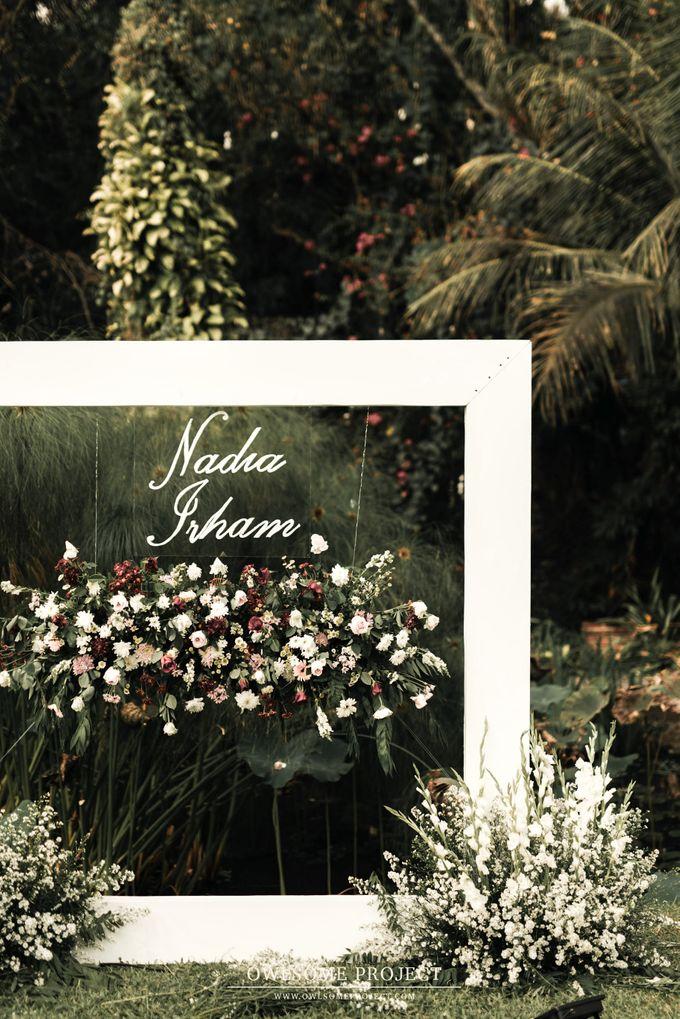 The Wedding of Nadia and Irham by Elior Design - 004
