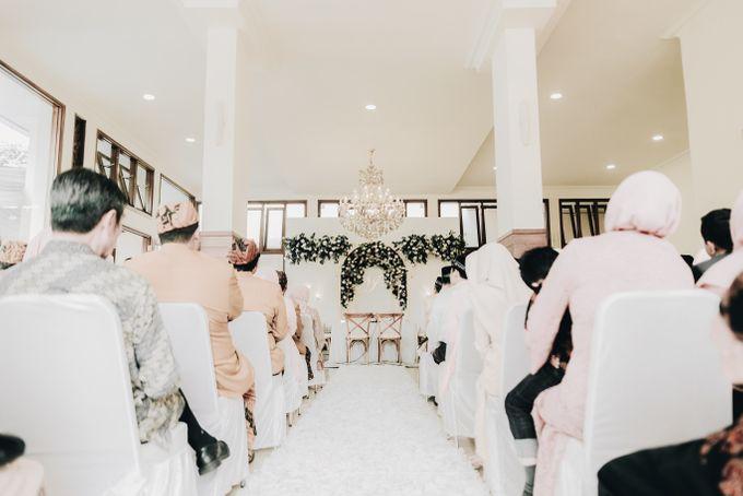 The Wedding of Nadia and Irham by Elior Design - 005