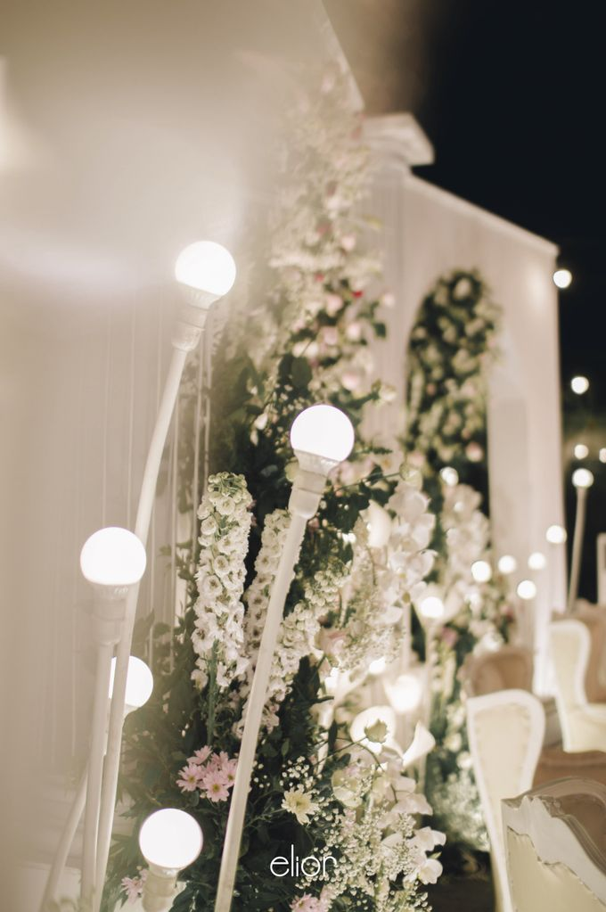 The Wedding of Nadia and Irham by Elior Design - 012