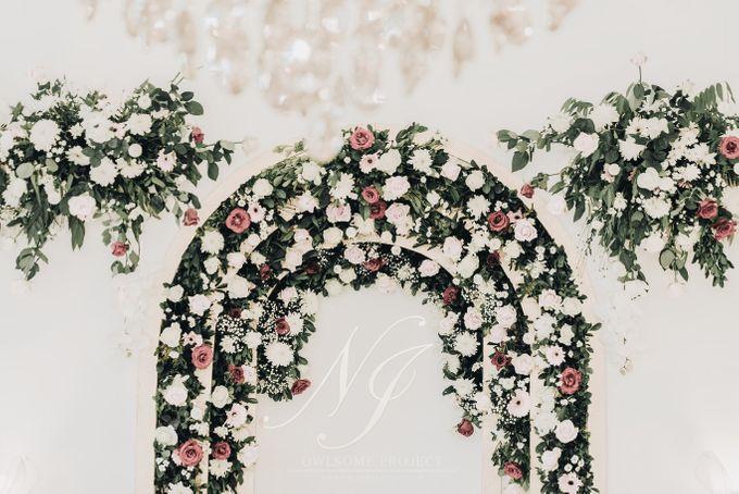 The Wedding of Nadia and Irham by Elior Design - 002
