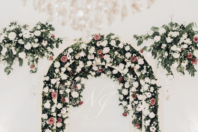 The Wedding of Nadia and Irham by Owlsome Projects - 002