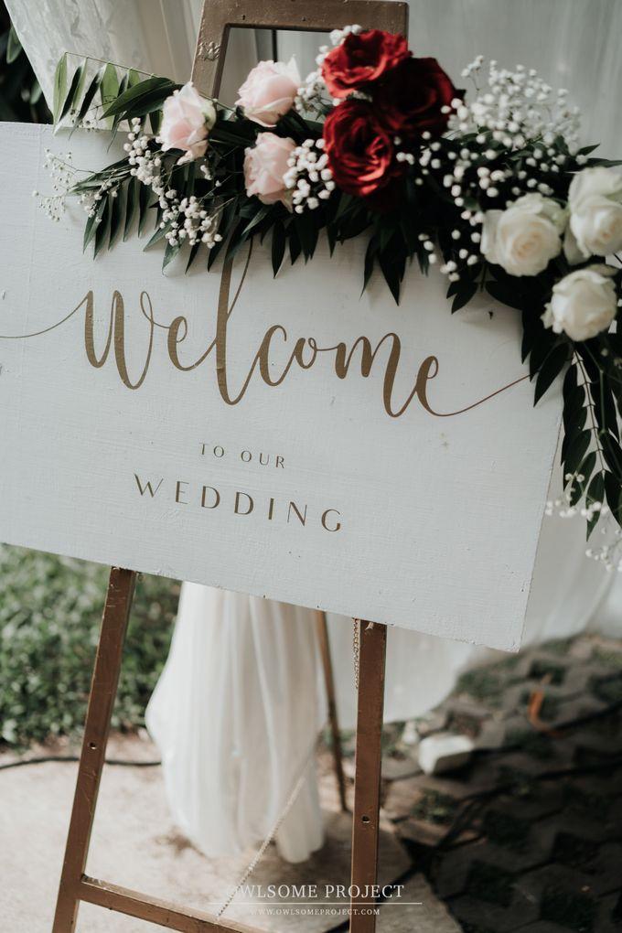 The Wedding of Nadia and Irham by Elior Design - 006