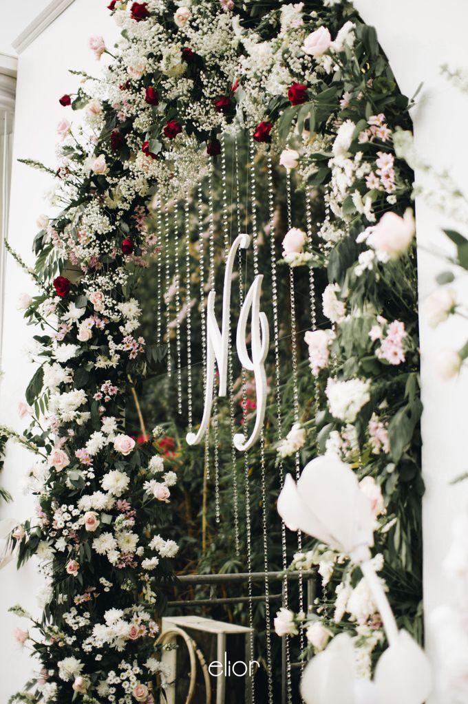The Wedding of Nadia and Irham by Elior Design - 008
