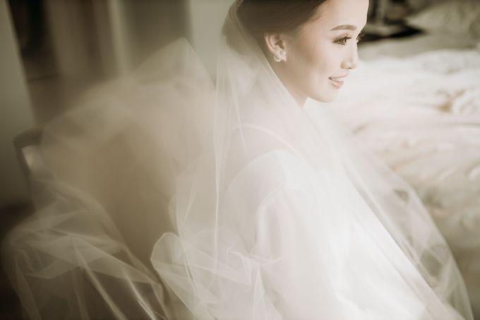 Nadya & Aldo Wedding at Hermitage by AKSA Creative - 007