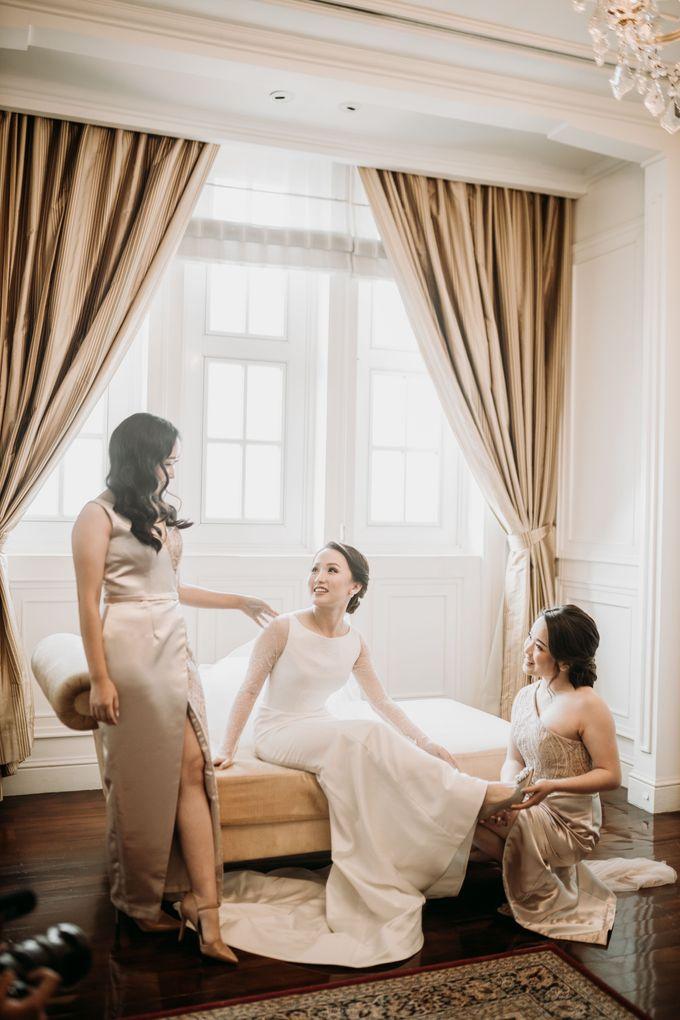 Nadya & Aldo Wedding at Hermitage by AKSA Creative - 018