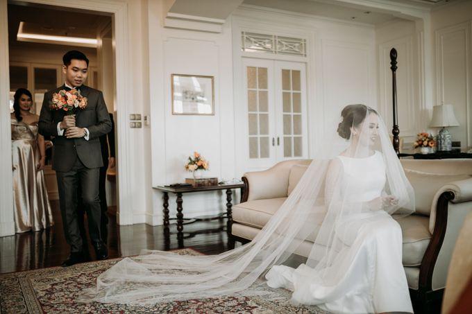 Nadya & Aldo Wedding at Hermitage by AKSA Creative - 020