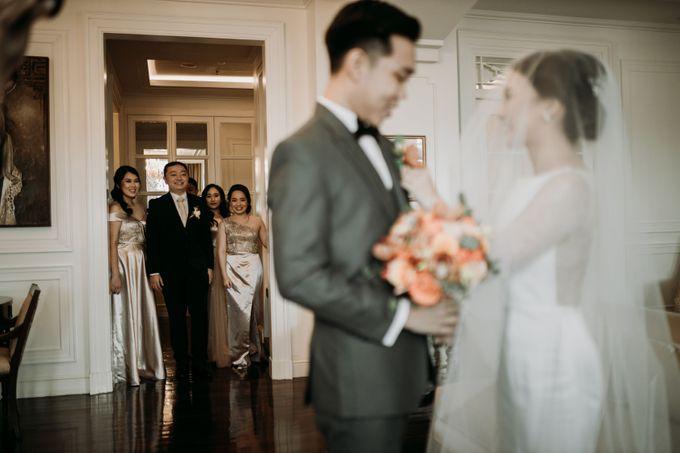Nadya & Aldo Wedding at Hermitage by AKSA Creative - 022