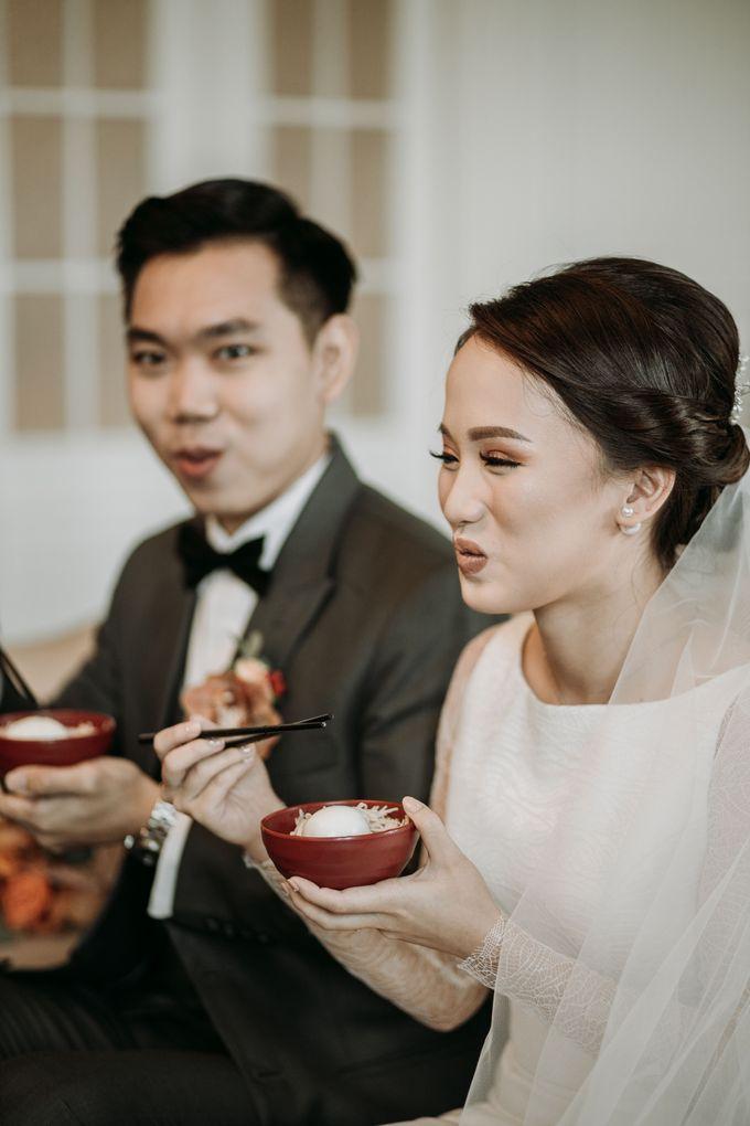 Nadya & Aldo Wedding at Hermitage by AKSA Creative - 025