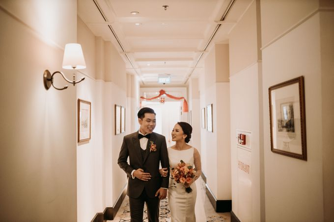 Nadya & Aldo Wedding at Hermitage by AKSA Creative - 028