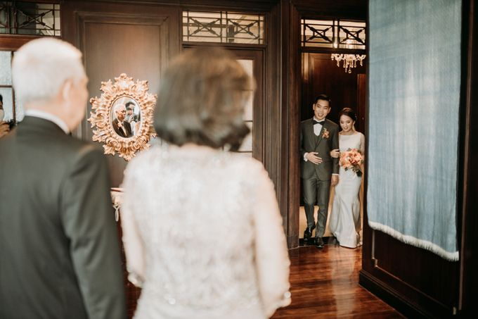 Nadya & Aldo Wedding at Hermitage by AKSA Creative - 030