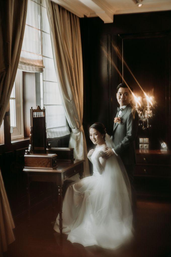 Nadya & Aldo Wedding at Hermitage by AKSA Creative - 032