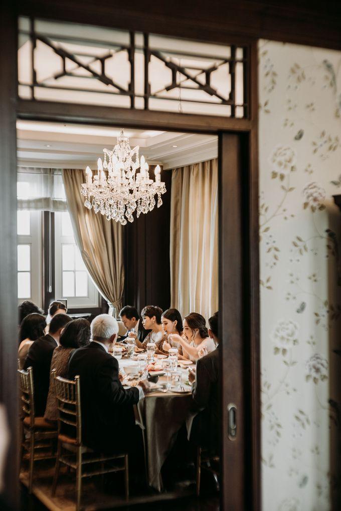 Nadya & Aldo Wedding at Hermitage by AKSA Creative - 036