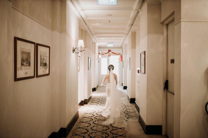 Nadya & Aldo Wedding at Hermitage by AKSA Creative - 037