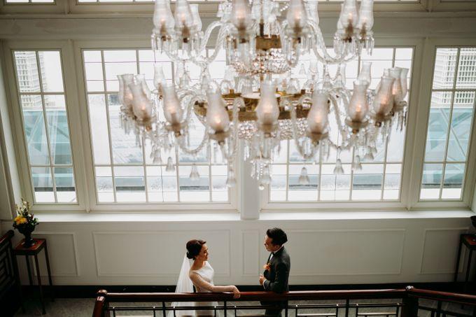 Nadya & Aldo Wedding at Hermitage by AKSA Creative - 044