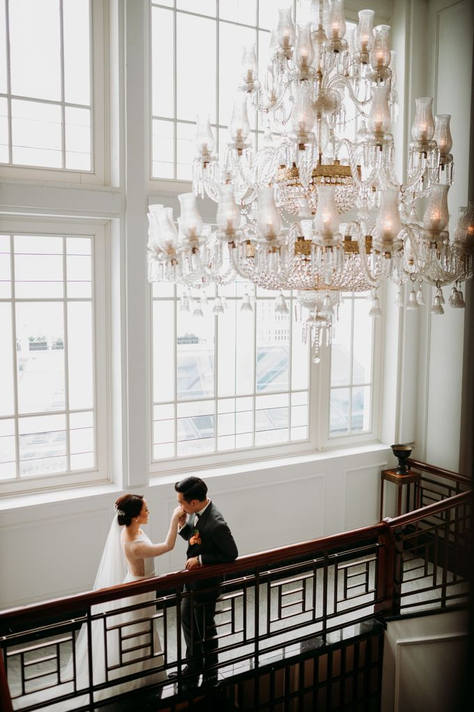 Nadya & Aldo Wedding at Hermitage by AKSA Creative - 045