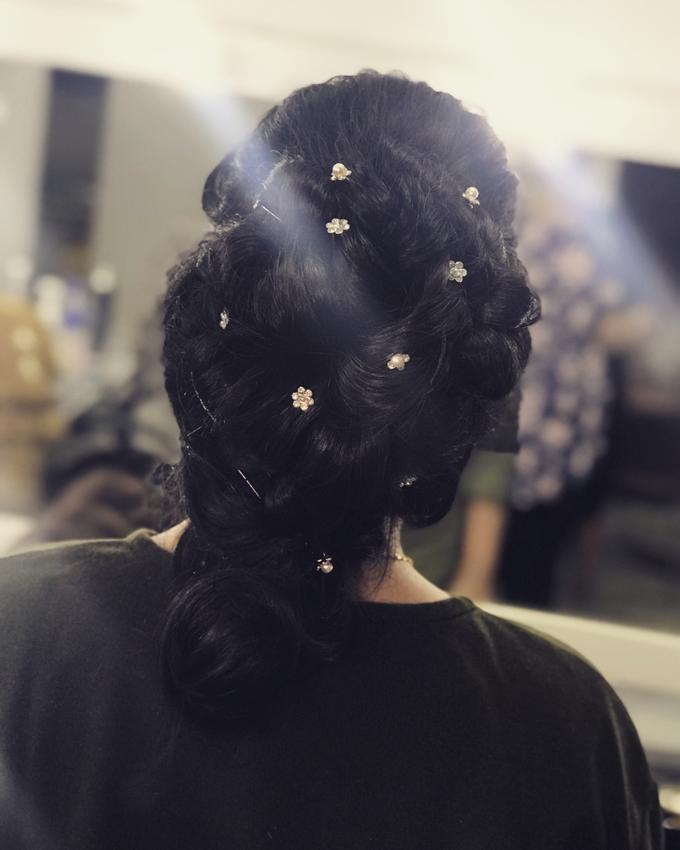 Hair & Makeup by Nakreze Mehndi - 001
