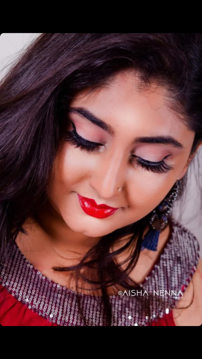 Hair & Makeup by Nakreze Mehndi - 004