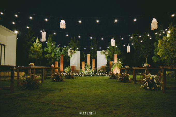 THE WEDDING OF SONIA&BOBBY by THE HIVE BUMI PANCASONA - 019
