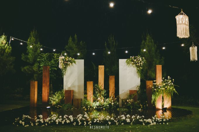 THE WEDDING OF SONIA&BOBBY by THE HIVE BUMI PANCASONA - 020