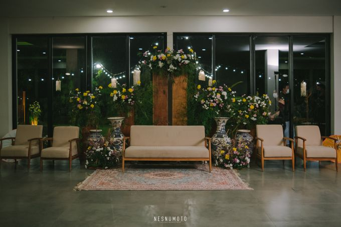 THE WEDDING OF SONIA&BOBBY by THE HIVE BUMI PANCASONA - 021
