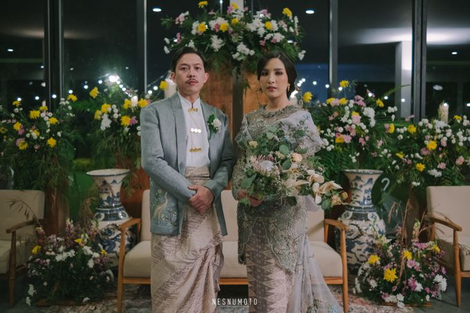 THE WEDDING OF SONIA&BOBBY by THE HIVE BUMI PANCASONA - 022