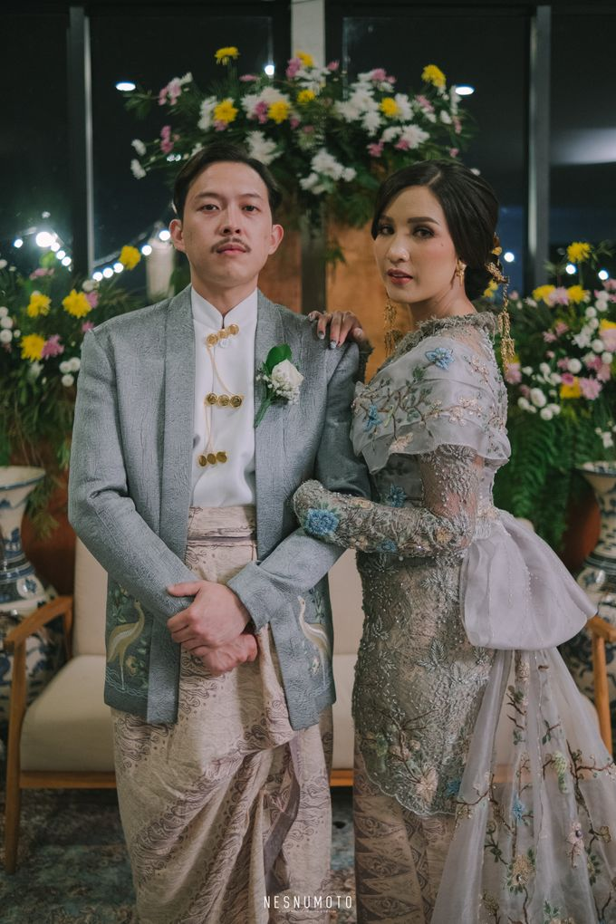 THE WEDDING OF SONIA&BOBBY by THE HIVE BUMI PANCASONA - 023
