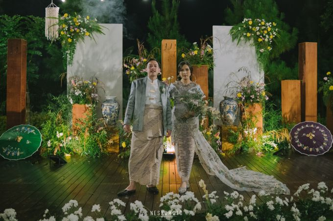 THE WEDDING OF SONIA&BOBBY by THE HIVE BUMI PANCASONA - 026