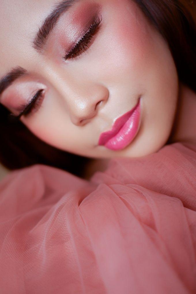Bride Makeup Look by lely murwiki - 006