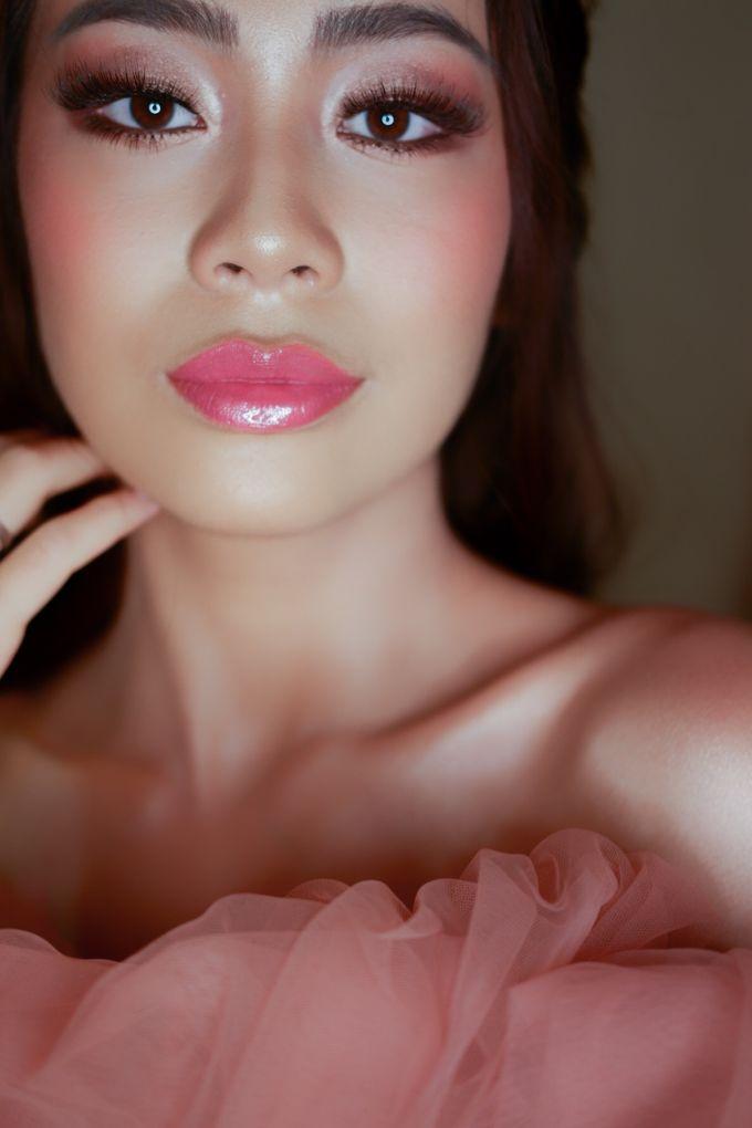 Bride Makeup Look by lely murwiki - 005