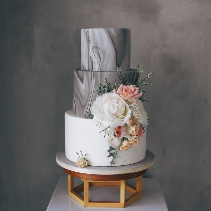 Wedding Cake Collections 2018 by Nana Cake Boutique - 016