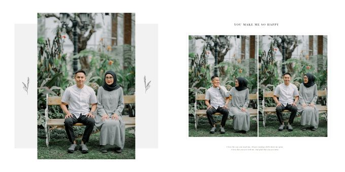 Album Wedding Nana Vaiq by Deekay Photography - 002