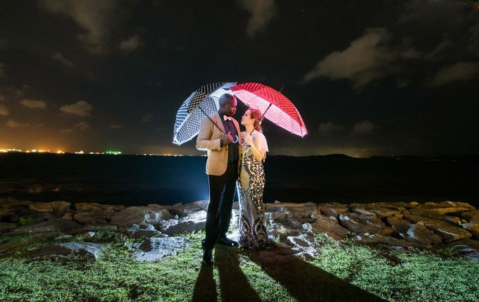 Kenyan-Singaporean Pre-Wedding Shoot at Sentosa Cove by GrizzyPix Photography - 018