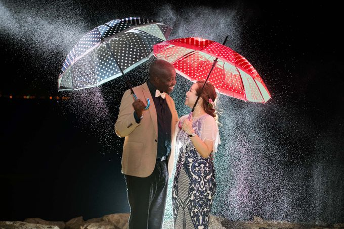 Kenyan-Singaporean Pre-Wedding Shoot at Sentosa Cove by GrizzyPix Photography - 019