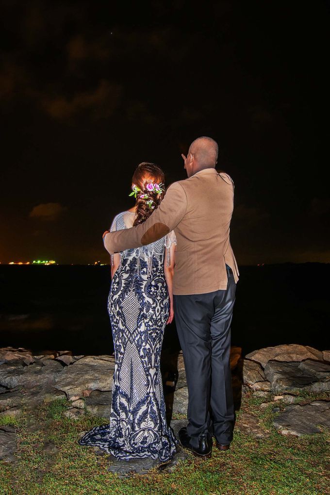 Kenyan-Singaporean Pre-Wedding Shoot at Sentosa Cove by GrizzyPix Photography - 021