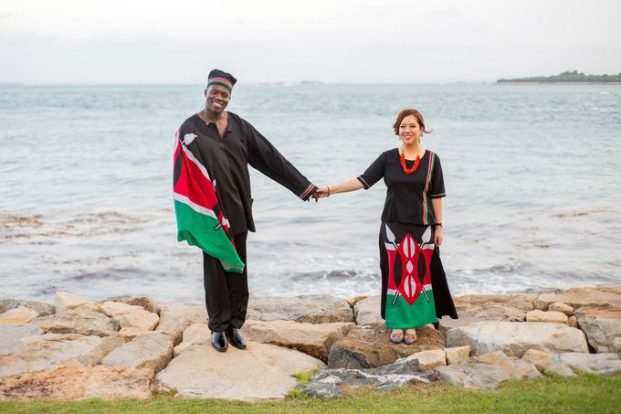 Kenyan-Singaporean Pre-Wedding Shoot at Sentosa Cove by GrizzyPix Photography - 002