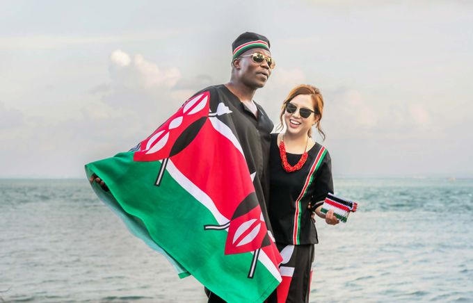 Kenyan-Singaporean Pre-Wedding Shoot at Sentosa Cove by GrizzyPix Photography - 005