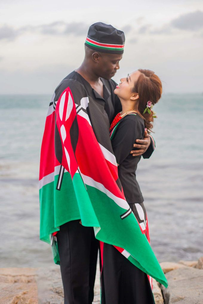 Kenyan-Singaporean Pre-Wedding Shoot at Sentosa Cove by GrizzyPix Photography - 003