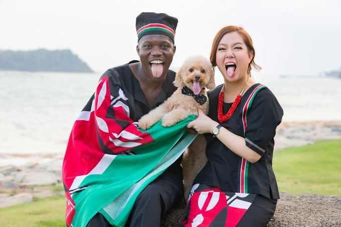 Kenyan-Singaporean Pre-Wedding Shoot at Sentosa Cove by GrizzyPix Photography - 013