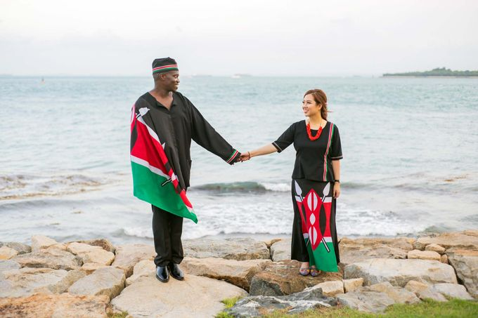 Kenyan-Singaporean Pre-Wedding Shoot at Sentosa Cove by GrizzyPix Photography - 014