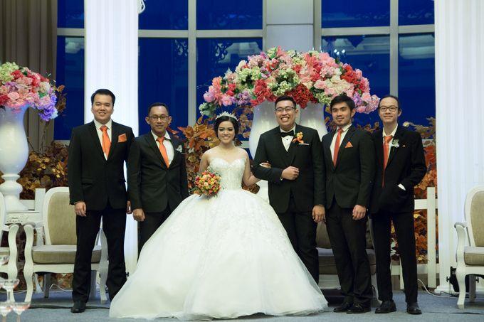 Wedding Andrianto & Melisa by Red Hat Organizer - 007