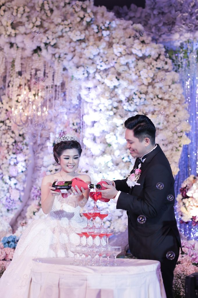 WEDDING OF ROY & MELISA by All Occasions Wedding Planner - 011