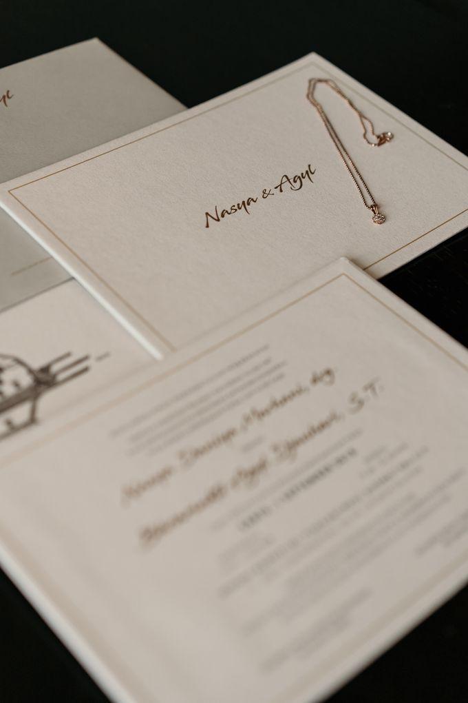 Nasya & Agyl Wedding at Menara Mandiri by IKK Wedding Planner - 002