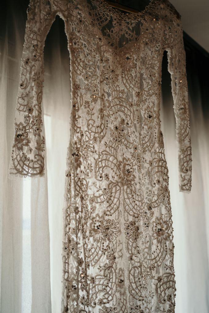 Nasya & Agyl Wedding at Menara Mandiri by IKK Wedding Planner - 005