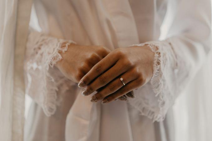 Nasya & Agyl Wedding at Menara Mandiri by IKK Wedding Planner - 009